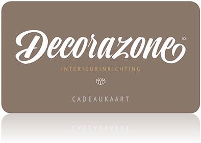 Decorazone Cadeaukaart