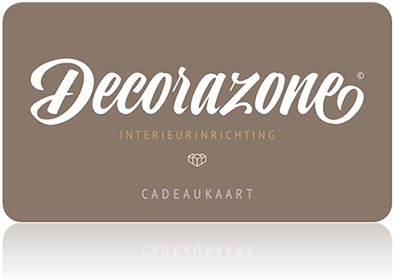Decorazone Cadeaukaart