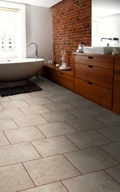 PVC vloer Karndean Lightline LL4577 Limestone
