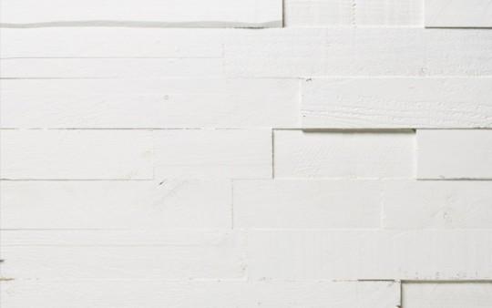 Natural Wood Restored Deep White. 3D wandpanelen
